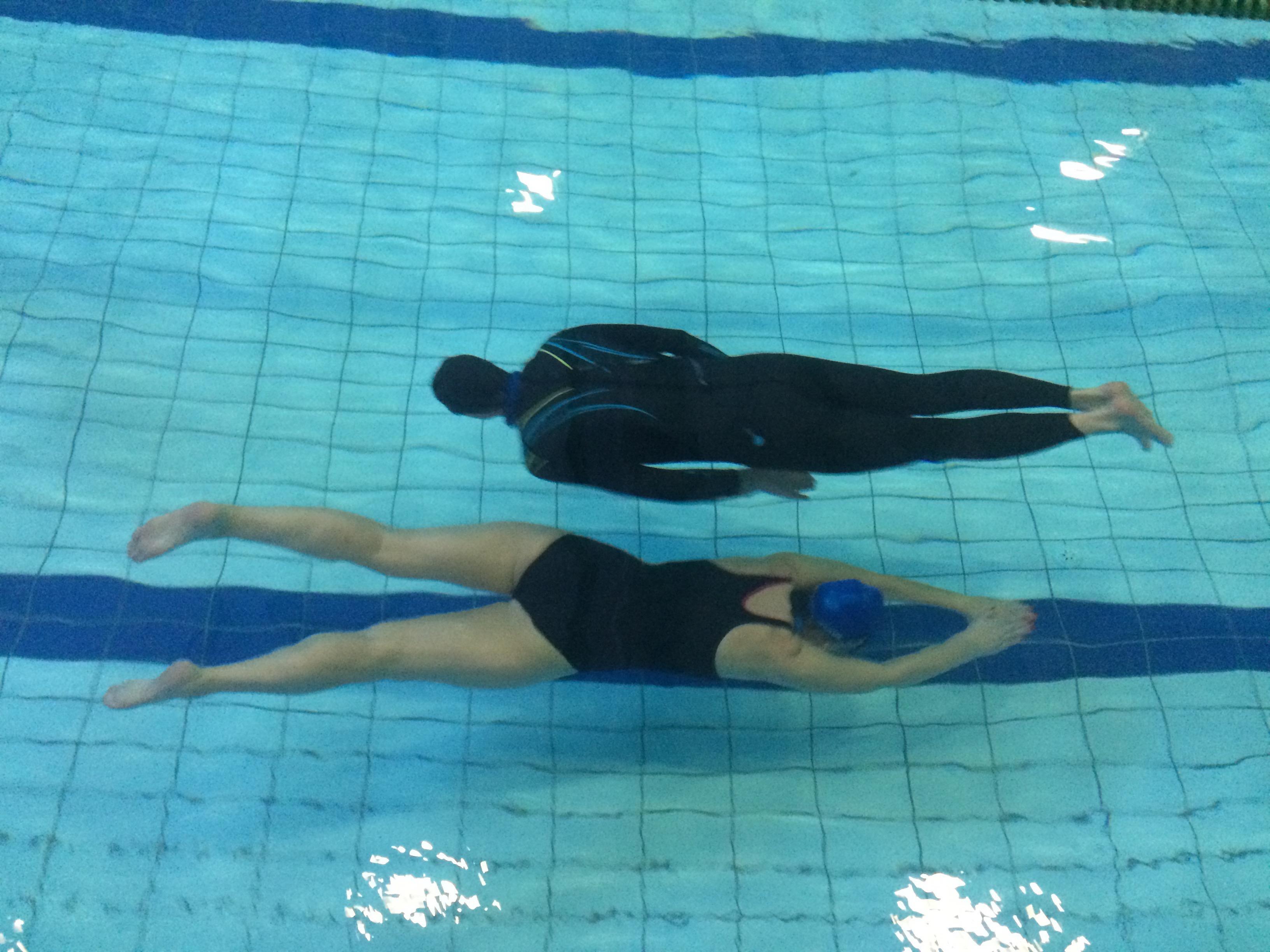 <h4>Szkolenie basenowe - <b>INDOOR Poznań</b></h4>