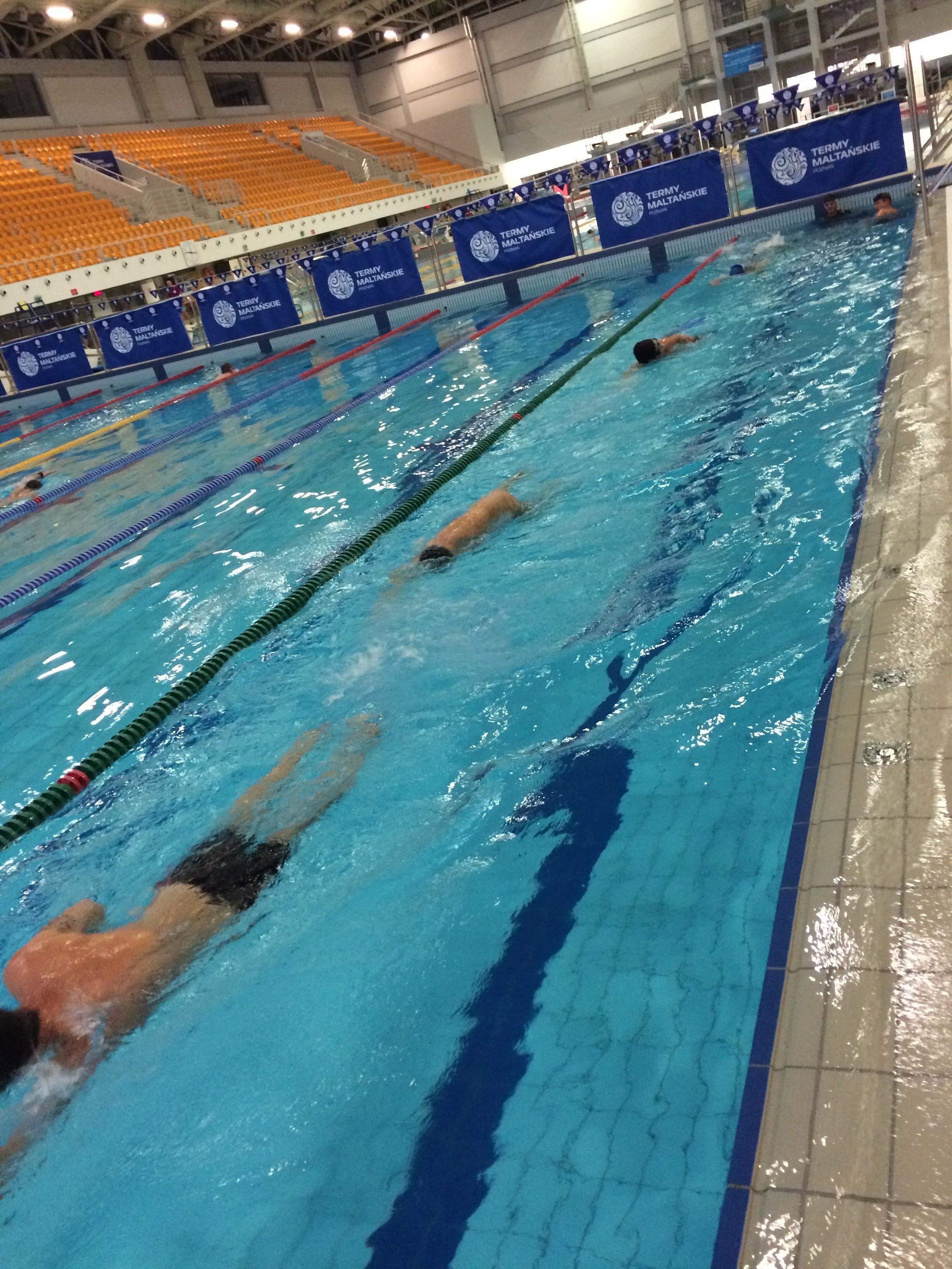 Trening freedivingu, nauka i doskonalenie pływania