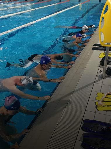 Szkolenia wprowadzające na basenie