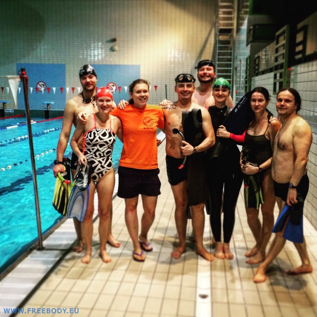 <h4>Szkolenie basenowe - <b>INDOOR Wrocław / Jaworzno</b></h4>