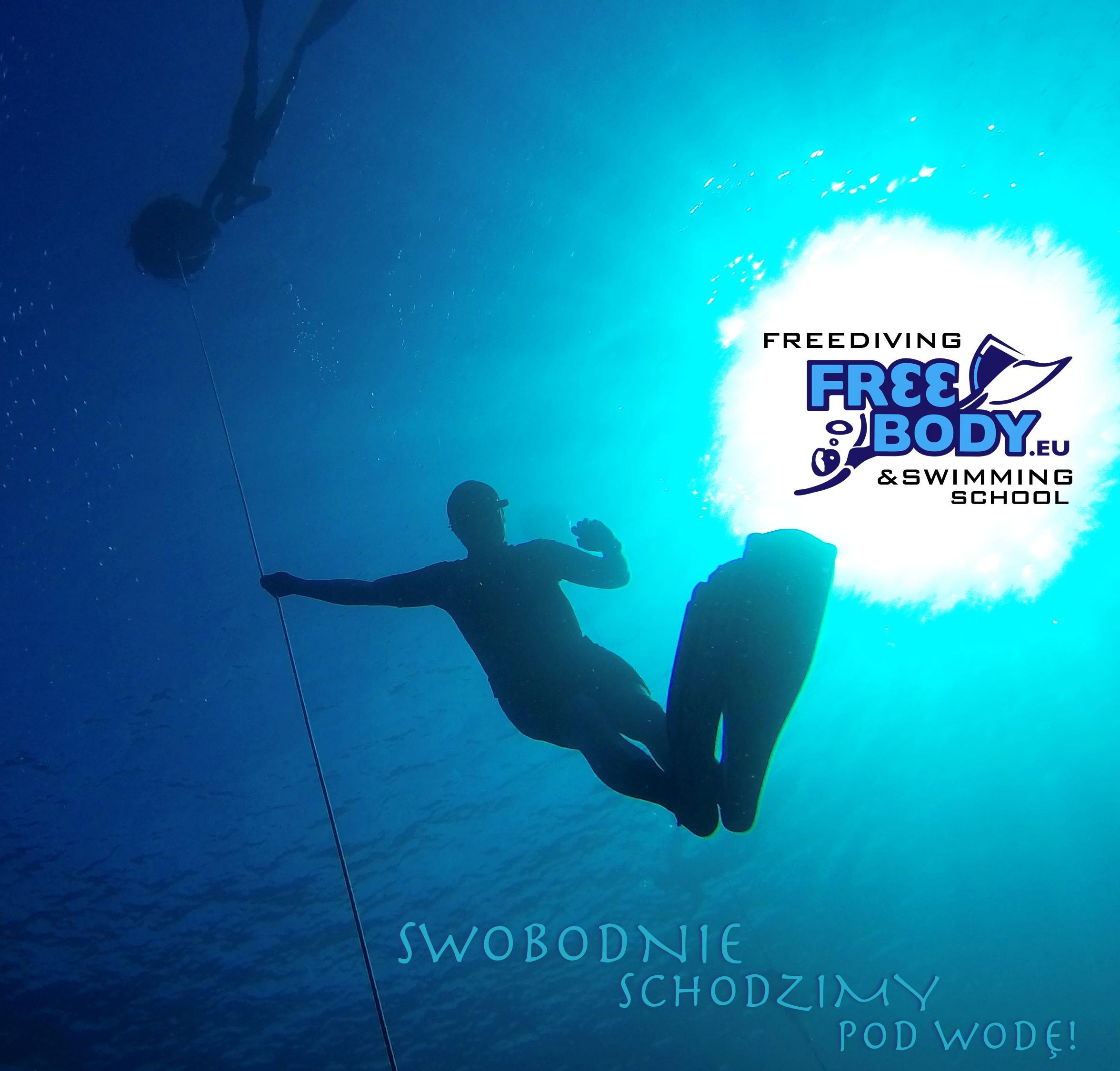 Szkolenie freedivingu na wodach otwartych 2016