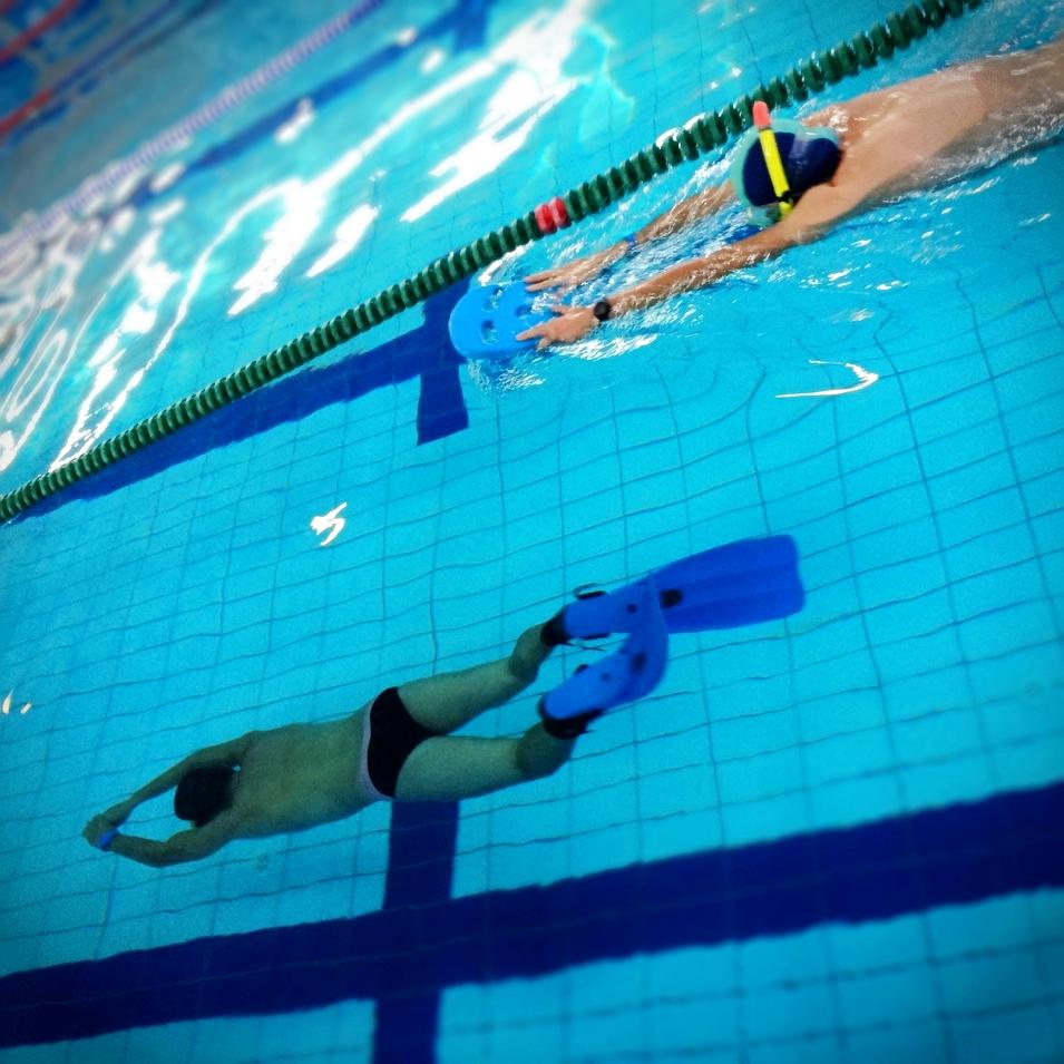 <h4>Szkolenie basenowe - <b>INDOOR Wrocław</b></h4>