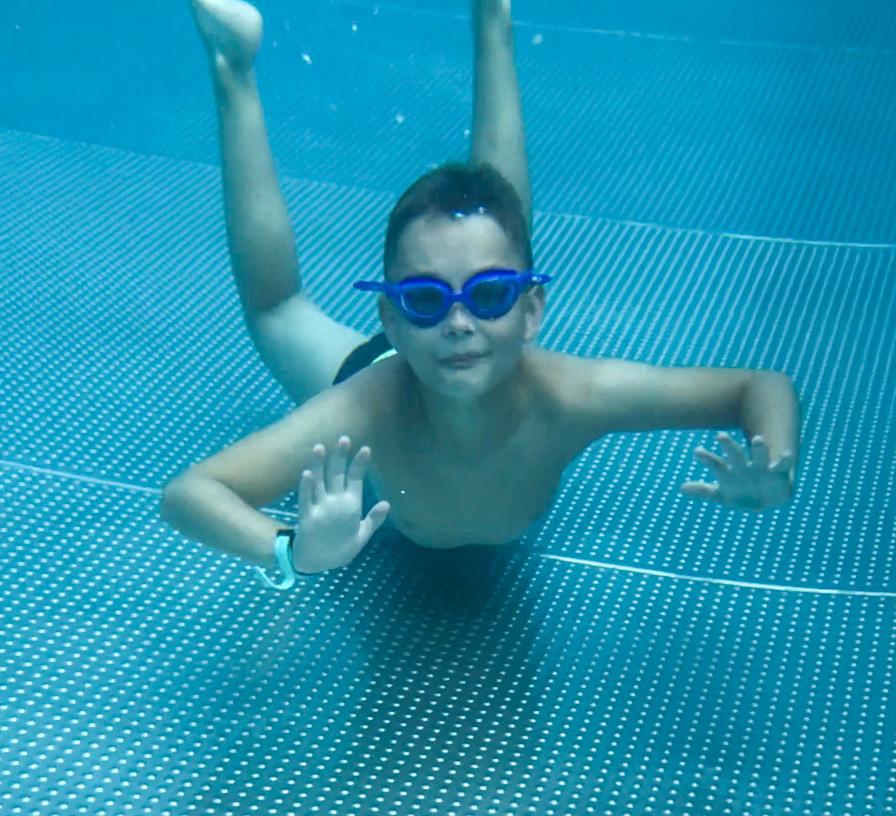 Pływanie i nurkowanie w jednym