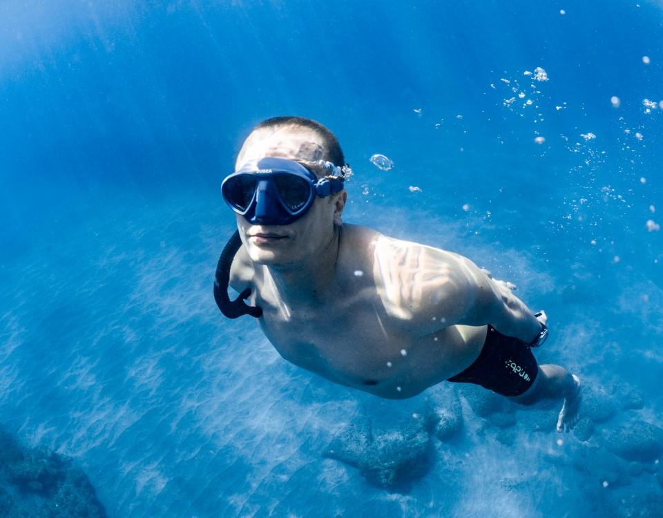 Doświadcz czym jest nurkowanie swobodne!