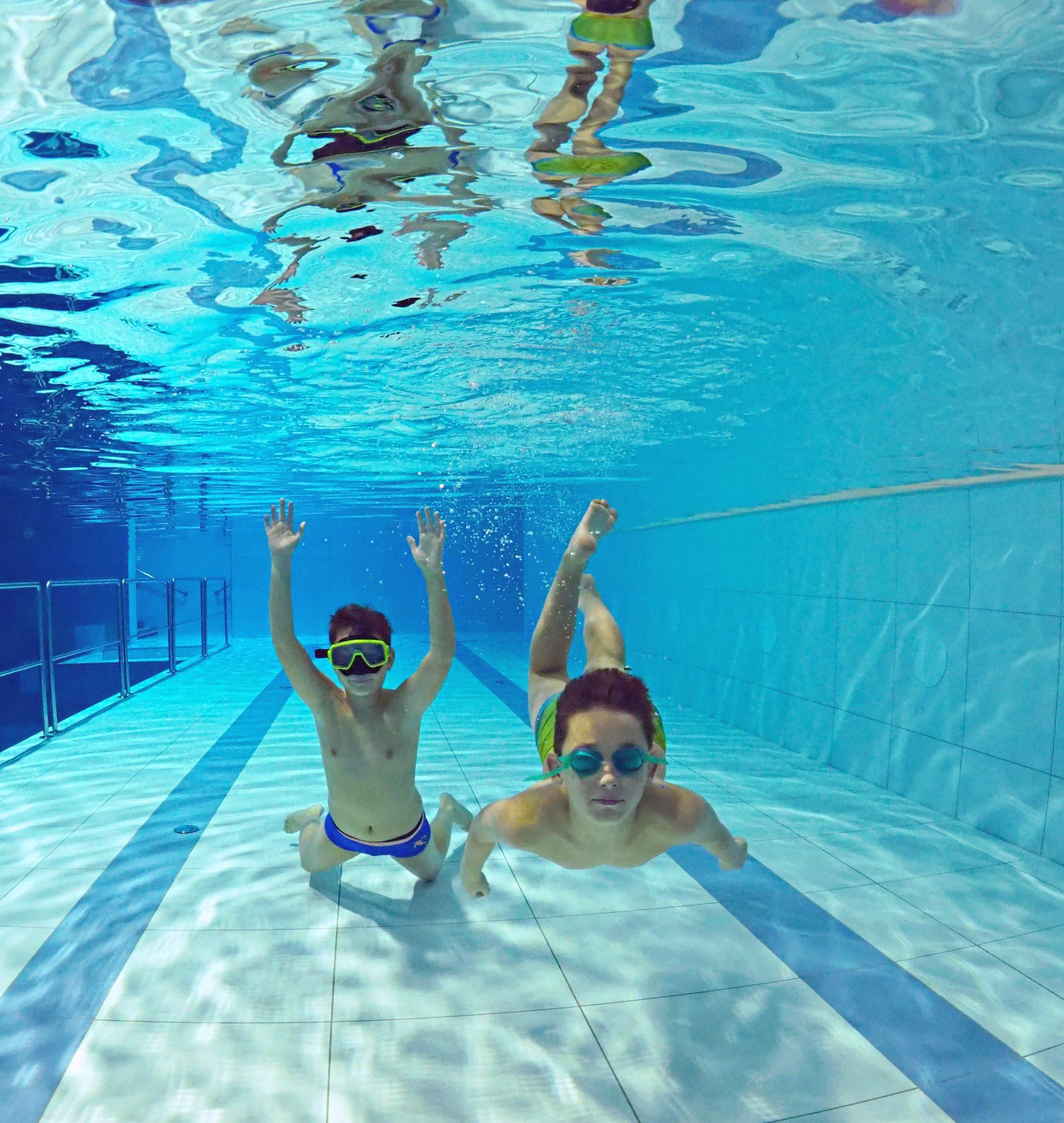 Nauka i doskonalenie pływania w Szczecinie